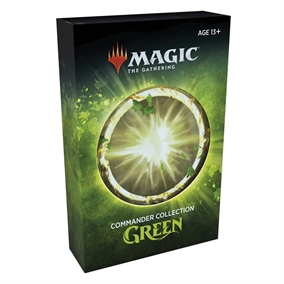 Commander Collection - Green - Magic the Gathering