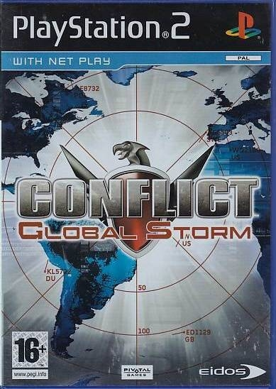 Conflict Global Storm - PS2 (Genbrug)