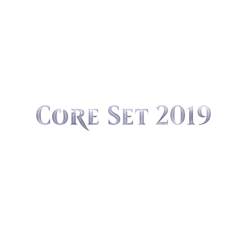 Core 2019 - Booster Pakke - Magic the Gathering