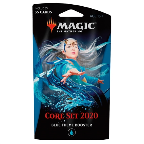 Core 2020 - Blue Theme Booster - Magic the Gathering