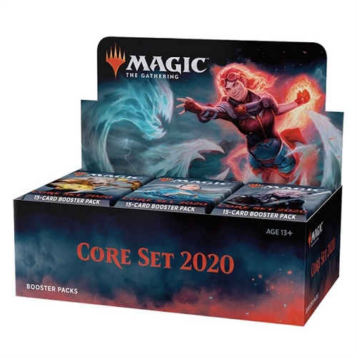 Core 2020 - Booster Box Display (36 Booster Pakker) - Magic the Gathering