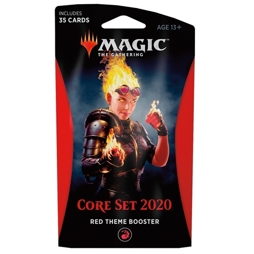 Core 2020 - Red Theme Booster - Magic the Gathering