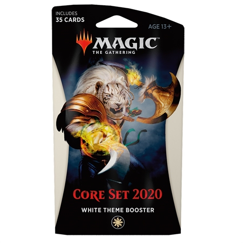 Core 2020 - White Theme Booster - Magic the Gathering