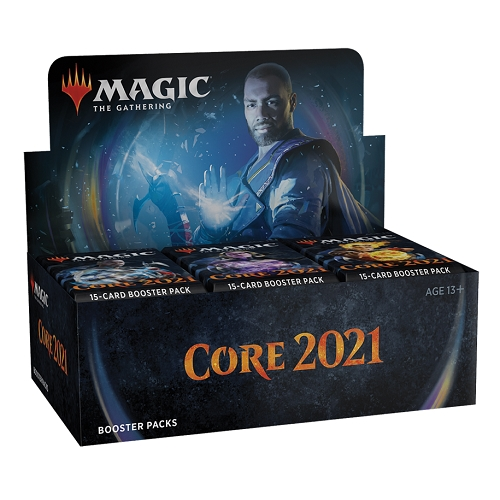 Core set 2021 - M21 Booster Box Display (36 Booster Pakker) - Magic the Gathering