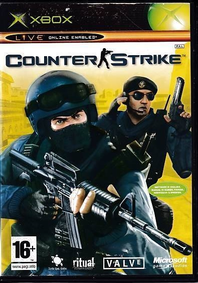Counter Strike - XBOX (B Grade) (Genbrug)