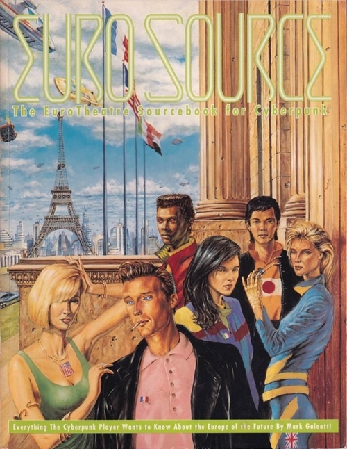 Cyberpunk 2020 - Eurosource
