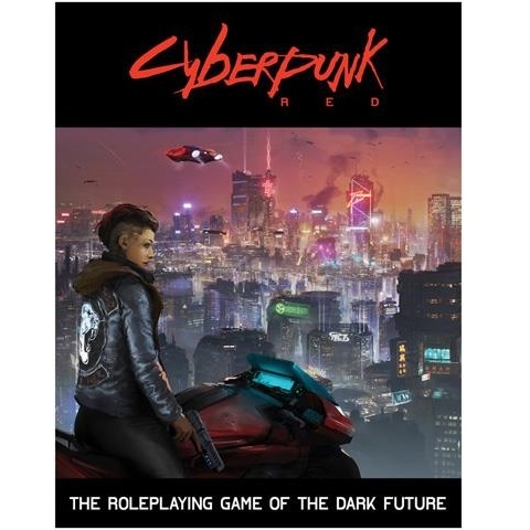 Cyberpunk Red - Core Rulebook