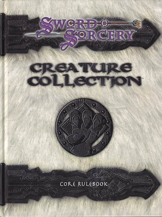 D&D 3.0 - Creature Collection (Genbrug)