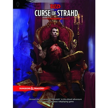 Dungeons & Dragons 5th - Curse of Strahd