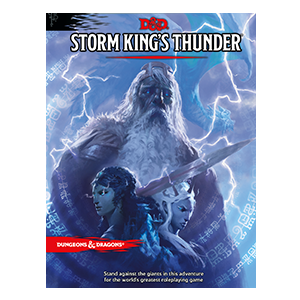 Dungeons & Dragons 5th  - Storm Kings Thunder