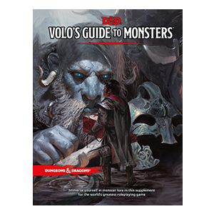 Dungeons & Dragons 5th - Volos Guide to Monsters