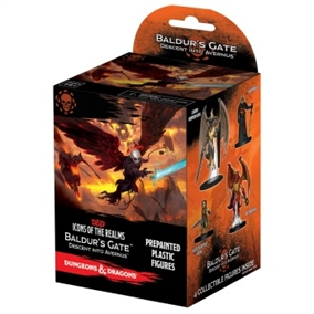 D&D Icons of the Realms - Baldur's Gate: Descent into Avernus - Booster Brick