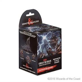 D&D Icons of the Realms - Monster Menagerie - Booster Brick