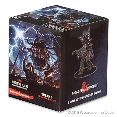 D&D Icons of the Realms - Monster Menagerie - Case Incentive - Treant