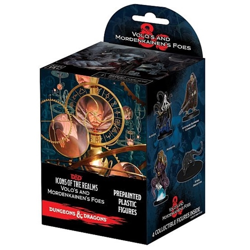 D&D Icons of the Realms - Volo & Mordenkainen's Foes - Booster Brick