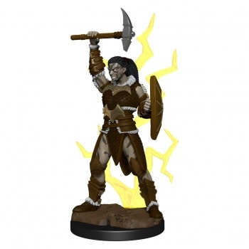 D&D Icons of the Realms Premium D&D Figur - Goliath Barbarian Female