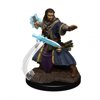 D&D Icons of the Realms Premium D&D Figur - Human Wizard Male