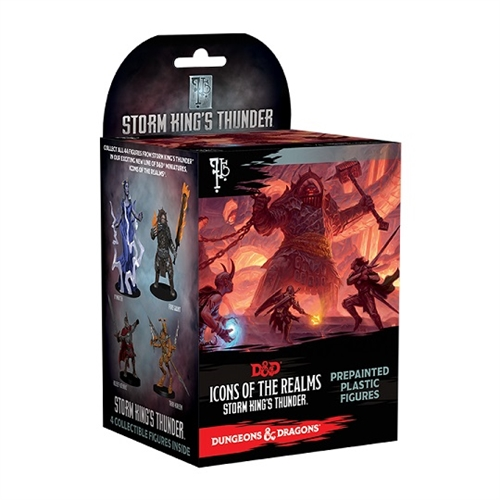 D&D Icons of the Realms Set 5 -Storm King's Thunder - Booster Brick