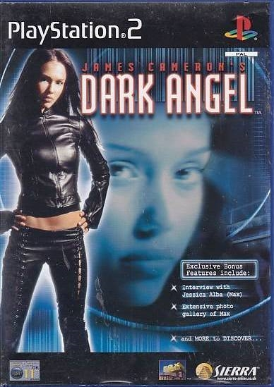 Dark Angel - PS2 (Genbrug)