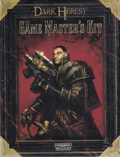 Dark Heresy  - Game Masters Kit (Genbrug)