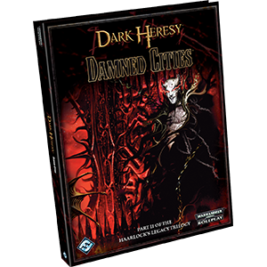 Dark Heresy - Damned Cities - Haarlock's Legacy Part 2 (2. Sortering)