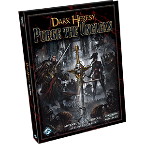 Dark Heresy - Purge The Unclean (2. Sortering)