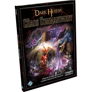 Dark Heresy - The Chaos Commandment (2. Sortering)