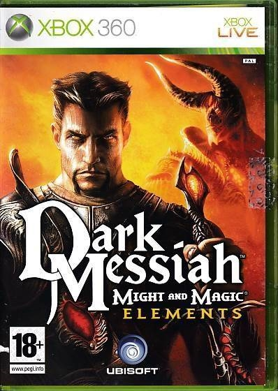 Dark Messiah of Might and Magic Elements - XBOX 360 (B Grade) (Genbrug)