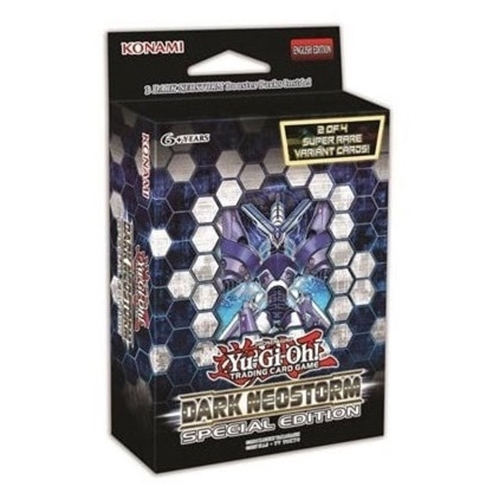 Dark Neostorm - Special Edition Booster Pakke - Yu-Gi-Oh kort