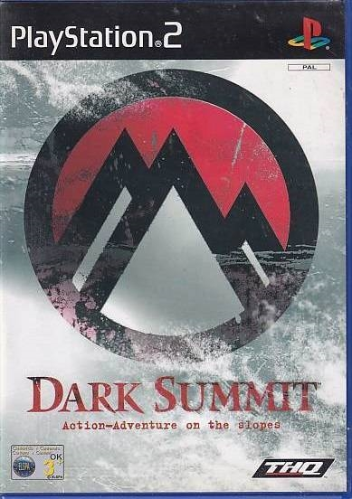 Dark Summit - PS2 (Genbrug)