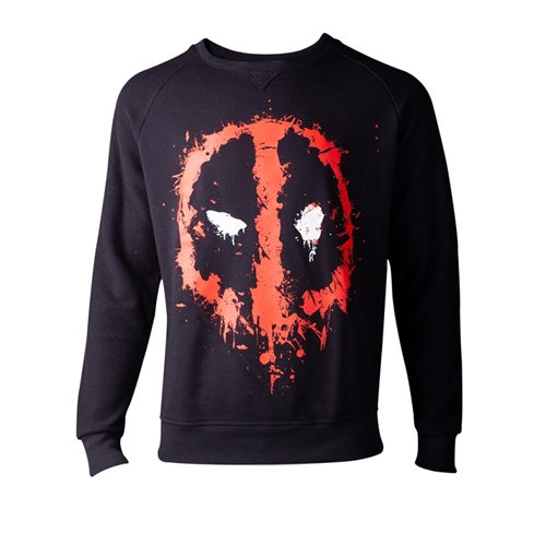 Deadpool Dripping Face - Unisex Sweater