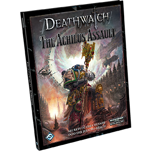 Deathwatch - The Achilus Assault (2. Sortering)