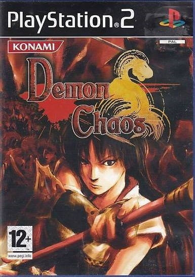Demon Chaos - PS2 (Genbrug)