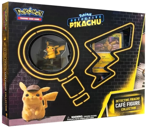 Detective Pikachu - Figure Collection - Pokemon kort