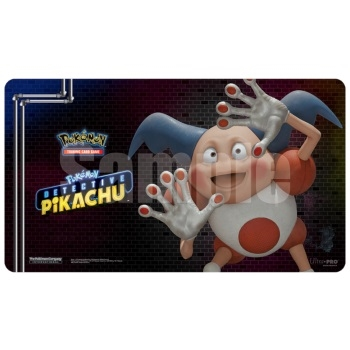 Detective Pikachu - Mr. Mime - Play Mat