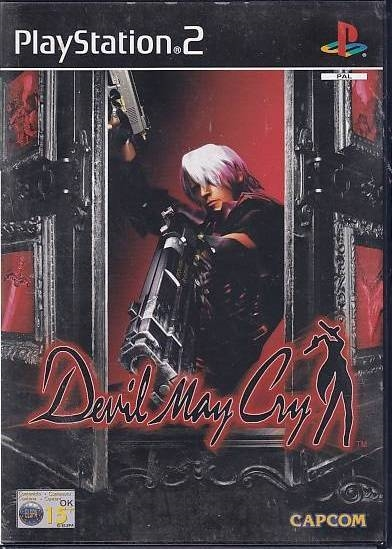 Devil May Cry - PS2 (Genbrug)