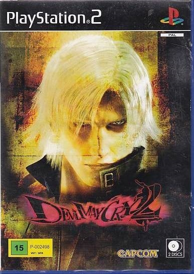 Devil May Cry 2 - PS2 (Genbrug)