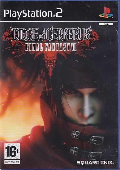Dirge of Cerberus Final Fantasy VII - PS2 (Genbrug)