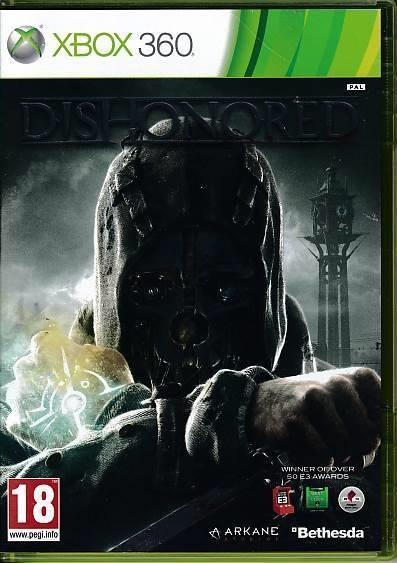 Dishonored - XBOX 360 (B Grade) (Genbrug)