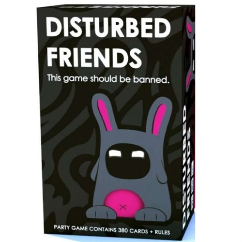 Disturbed Friends - Party Game