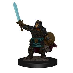 DnD figur Icons of the Realms Premium - Dwarf Paladin Female