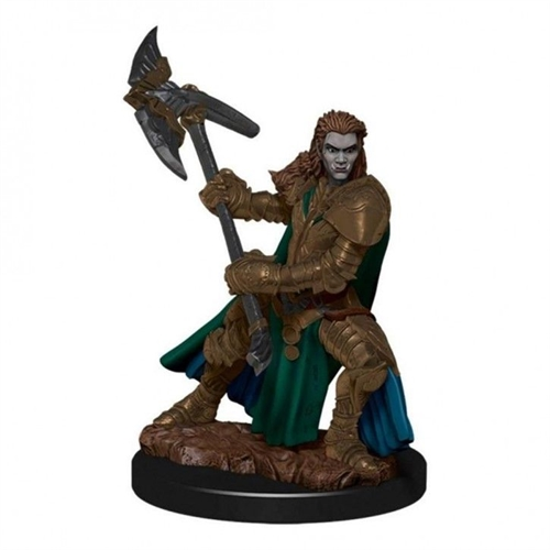 DnD figur Icons of the Realms Premium - Half-Orc Fighter Female