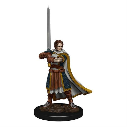 DnD figur Icons of the Realms Premium - Human Cleric Male