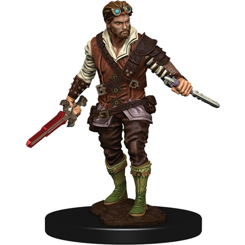 DnD figur Icons of the Realms Premium - Human Rogue Male