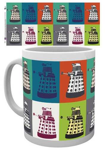 Doctor Who - Pop Art - Krus