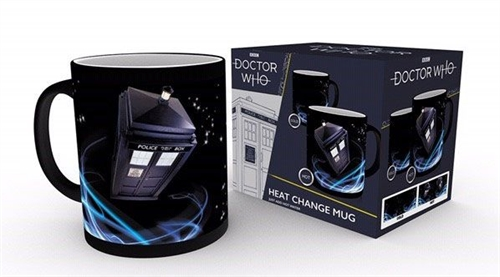 Doctor Who - Tardis - Krus (Heat Change)