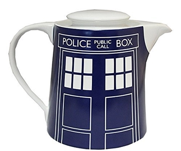 Doctor Who - Tardis - Tekande