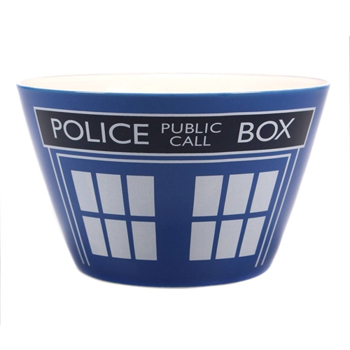 Doctor Who - Tardis/Time Lord - Skål 0,5l