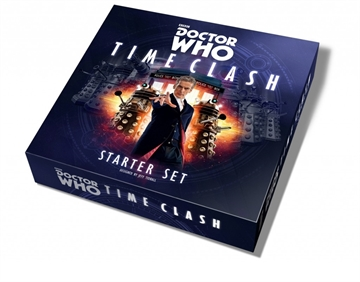 Doctor Who - Time Clash Starter Set - Brætspil