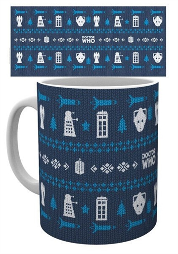 Doctor Who - Ugly Sweater - Krus